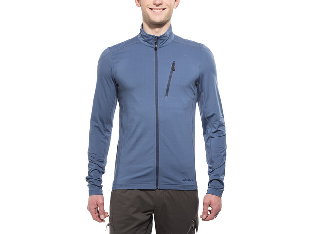 axant Alps Light Powerstretch Jacke Herren ensign blue